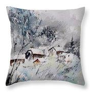 Watercolor 218042 Throw Pillow
