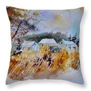 Watercolor 219003 Throw Pillow