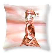 Waterdrop7 Throw Pillow