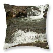 Waterfall 200 Throw Pillow