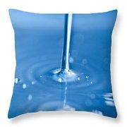 Waterstream1 Throw Pillow