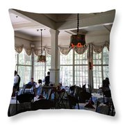 Wawona Dining Room Throw Pillow