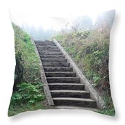Way Of The Lightkeeper Throw Pillow
