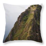 Waynupicchu Throw Pillow