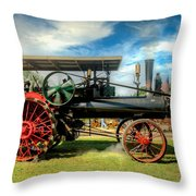 We Are Driving It Now Throw Pillow