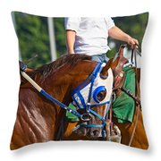 We Are Going To Win Throw Pillow