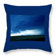 Weather Changes Throw Pillow