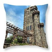 Published Weird Nj Throw Pillow
