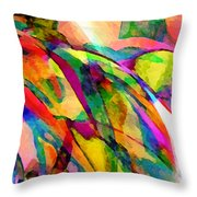 Welcome To My World Dissection 1 Throw Pillow