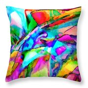 Welcome To My World Dissection 2 Throw Pillow