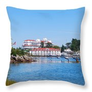 Wentworth By The Sea Wbsp Throw Pillow