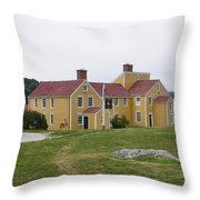 Wentworth Coolidge Mansion Wcmp Throw Pillow
