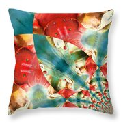 Westwood Mania Throw Pillow