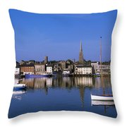 Wexford, Co Wexford, Ireland Throw Pillow