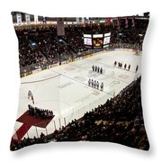 Wfcu Centre Throw Pillow