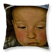 What All Kids Do Throw Pillow