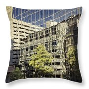 What Is Real Throw Pillow