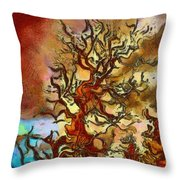 What Was Left Throw Pillow