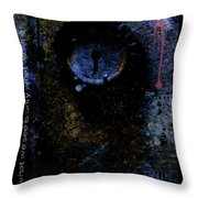 What We See Is Only What We Are Throw Pillow