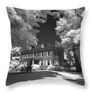 Wheatland - James Buchanan's Home Throw Pillow