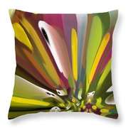 When Spring Turns To Fall Throw Pillow