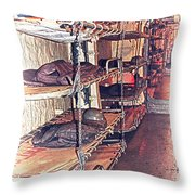 When They Wentt To War Throw Pillow