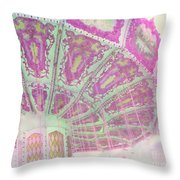 Whimsy Swing Throw Pillow