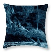 Whirlwinds 1873 Throw Pillow