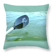 Whisper And Dream Throw Pillow