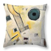 Whistler Throw Pillow