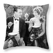 White Pants Willie, 1927 Throw Pillow