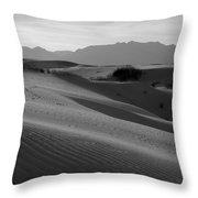 White Sands 2 Throw Pillow