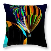 Who Has The The Right Of Way Throw Pillow