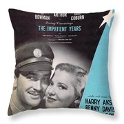 Who Said Dreams Don't Come True Throw Pillow