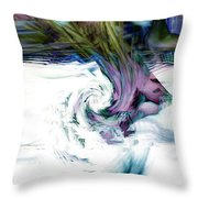 Why Throw Pillow