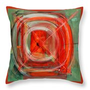 Why Now Throw Pillow