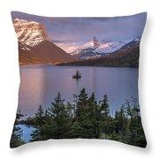 Wild Goose Island 2 Throw Pillow