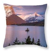 Wild Goose Island 3 Throw Pillow
