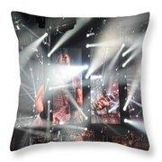 Wild Keith Urban Throw Pillow