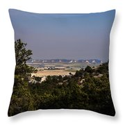 Wildcat Hills View Throw Pillow