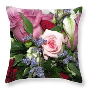 Will You Be Mine Throw Pillow