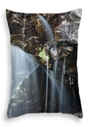 Willey Brook - White Mountains New Hampshire  Throw Pillow