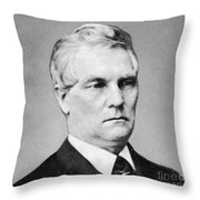 William A. Wheeler Throw Pillow by Photo Researchers