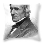 William B. Rodgers Throw Pillow