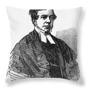 William Webb Ellis Throw Pillow