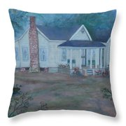 Wilson Homestead Throw Pillow
