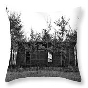 Wind And No Pain Throw Pillow