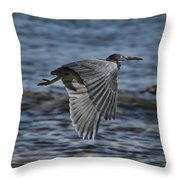 Wind Drifter V2 Throw Pillow