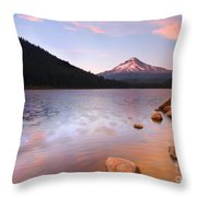 Windkissed Reflection Throw Pillow