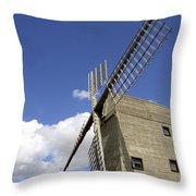 Windmill 7 Throw Pillow
